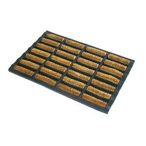 Nimbus Rubber Natural Coir Tuffscrape Doormat