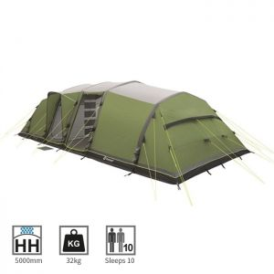 Outwell Concorde 10AC Tent