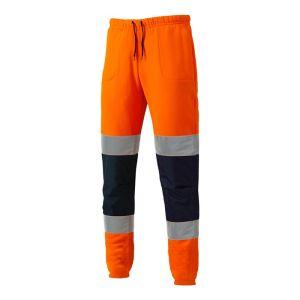 Dickies Hi-Vis Joggers - Orange