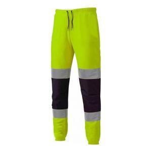 Dickies Hi-Vis Joggers - Yellow
