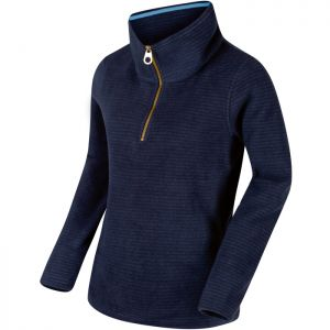 Regatta Ladies Solenne Half Zip Fleece - Navy