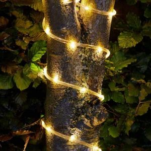 Smart Solar Rope Lights 100 LEDs