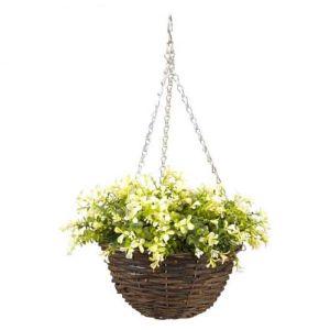Smart Garden Basket Blond Lobelia - 25cm