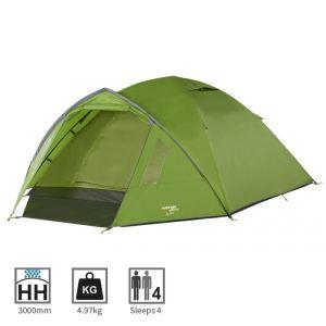 Vango Tay 400 Tent, Treetop Green