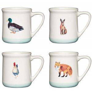 Apple Farm 350ml Mug - Assorted Designs