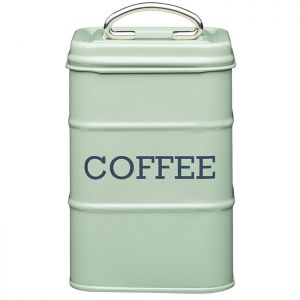KitchenCraft 'Living Nostalgia' Coffee Canister - Green