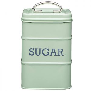 KitchenCraft 'Living Nostalgia' Sugar Canister - Green