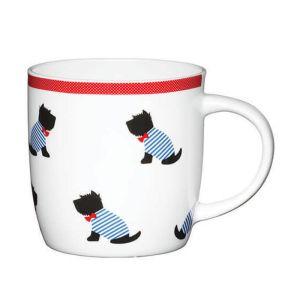 KitchenCraft Mug, 425ml - Sitting Westies