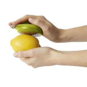 KitchenCraft 'PalmZester' Citrus Zester
