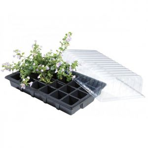 Garland Standard Propagator Seed Tray Packs - Set of 3