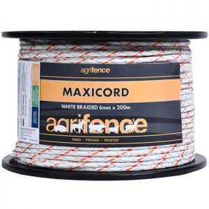Agrifence Maxicord Braided Rope - 200m