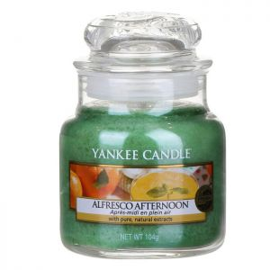 Yankee Candle Small Jar - Alfresco Afternoon