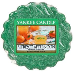 Yankee Candle Wax Melt - Alfresco Afternoon