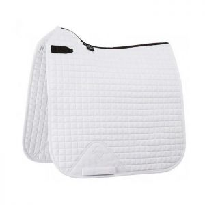 Le Mieux ProSport Cotton Dressage Square - White
