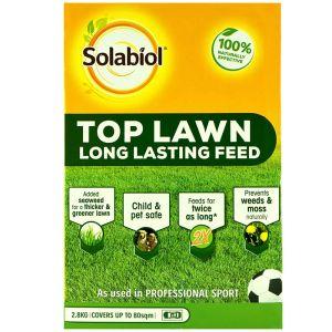 Solabiol Top Lawn Feed - 2.8kg