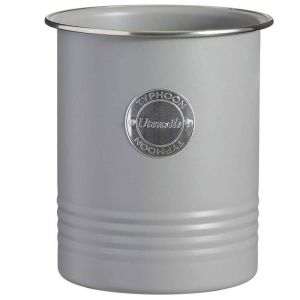 Typhoon Living Utensil Jar - Grey
