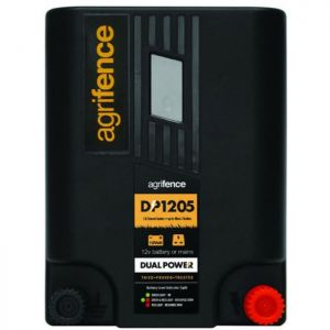 Agrifence DP1205E Dual Power Energiser - 3.0J