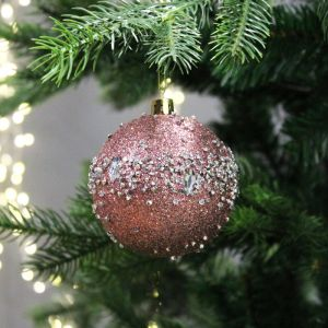 Glam Rock Bauble - Pink