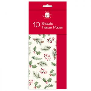 Foliage Wrapping Tissue Paper - Pack of 10