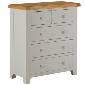 Lucca Chest of Drawers – 2 over 3