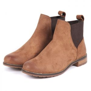 Barbour Ladies Hope Boots - Tobacco