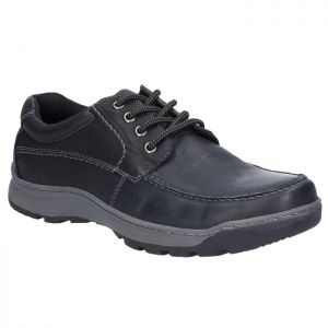 Hush Puppies Men's Tucker Lace Up Shoes - Black