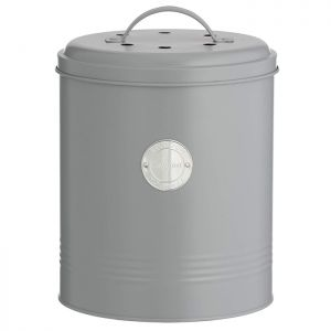 Typhoon Living Compost Bin – Grey