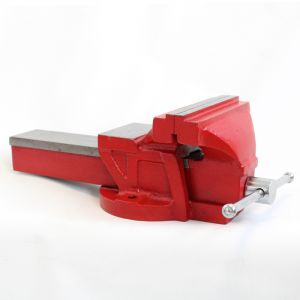"CSL Tools Fixed Base Cast Iron Vice - 6""/150mm"