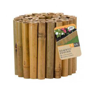 Smart Garden Bamboo Edging Roll - 1m x 15cm