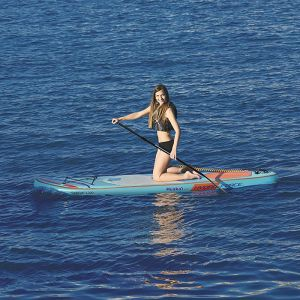 Bestway Hydro-Force Huaka'l Tech Inflatable Stand Up Paddle Board – 10ft
