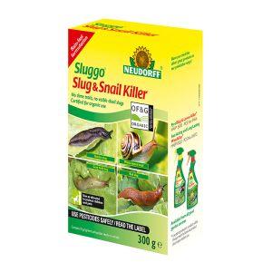 Neudorff Sluggo Slug & Snail Killer Pellets - 300g