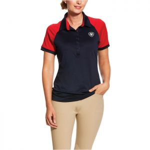 Ariat 3.0 Team Polo - Navy