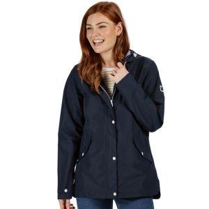 Regatta Ladies Bertille Waterproof Jacket - Navy