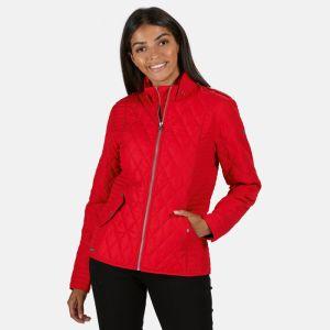 Regatta Carita Quilted Jacket - Red