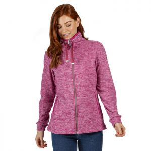 Regatta Ladies Evanna Zipped Fleece - Violet