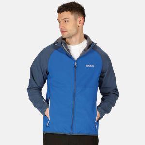 Regatta Men's Arec II Softshell Jacket - Nautical Blue