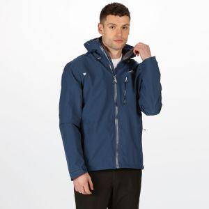 Regatta Men's Birchdale Waterproof Jacket - Dark Denim