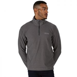 Regatta Men's Elgor II Half Zip Fleece - Seal Grey