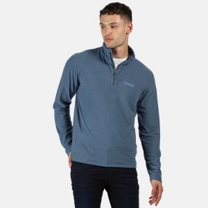 Regatta Men's Elgor II Half Zip Fleece - Stellar Blue
