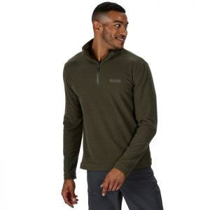 Regatta Men's Elgor II Half Zip Fleece - Khaki
