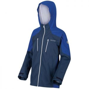 Regatta Children's Calderdale Waterproof Jacket - Blue