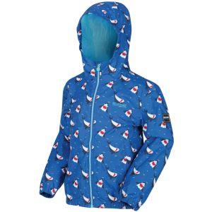Regatta Children's Ellison Waterproof Jacket - Blue
