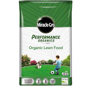 Miracle-Gro Performance Organics Lawn Food - 360m²