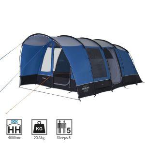 Vango Avington 500XL Tent, Sky Blue - 2019