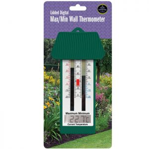 Garland Lidded Maximum/Minimum Digital Thermometer