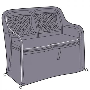 Hartman Amalfi 2 Seater Bench Protective Cover