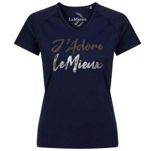 Le Mieux J'Adore T-Shirt - Navy