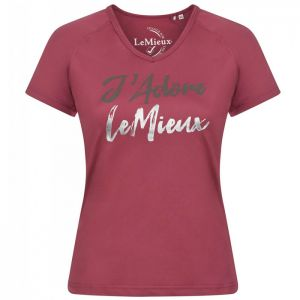Le Mieux J'Adore T-Shirt - French Rose