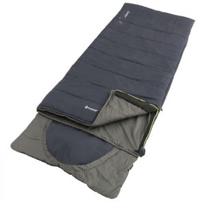 Outwell Contour Lux Sleeping Bag - Deep Blue