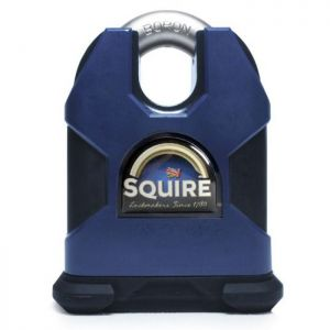 Squire SS80CS Stronghold Closed Shackle Padlock - 80mm